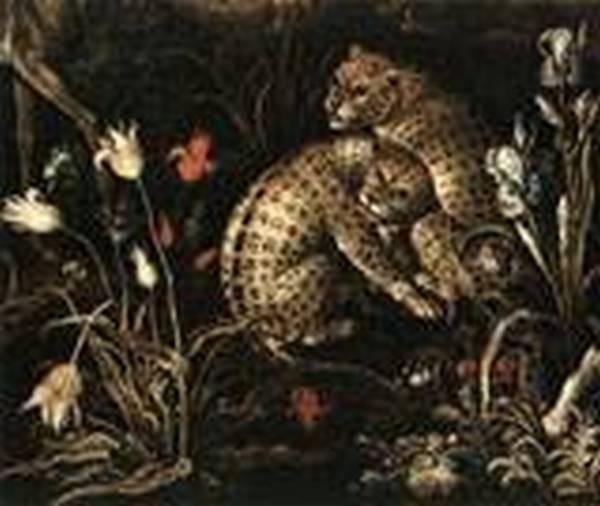 the paradise detail I 1618 XX national gallery prague